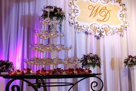 Wedding Wall Decorations Inspirational For Receptions On Table With