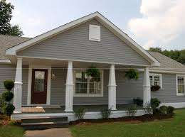 Style Porches Photo by Covered Portico Porch Deck Added To The Front Of A
