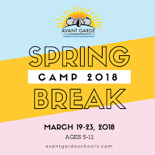 Sign Up Today For Our Spring Break Camp Fun Activities Hands On Learning Arts Crafts Cooking Guest Visitors And Field Trips Breakfast Lunch