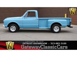 1967 Chevrolet C10 For Sale On ClassicCars.com Chevy Builds Beautiful 1967 Restomod C10 Pickup For Sema Swedals Classic Car Restoration 2011 Minnesota Chevrolet Fast Lane Cars Ck 10 Overview Cargurus Curbside C20 The Truth About To Mark A Century Of Building Trucks Names Its Most 34ton 20 Series Truck For Sale Custom From Furious Sells On Ebay A Bargain Hot Rod Network Near Atlanta Georgia 30318 Year Make And Model 196772 Subu Hemmings Daily