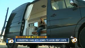 100 Vans Homes VanLife People Are Converting Vans Into Homes To Avoid Paying The