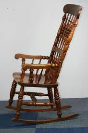Victorian Rocking Chair With Turned Spindle Back - Antiques ... Bow Back Chair Summer Studio Conant Ball Rocking Chair Juegomasdificildelmundoco Office Parts Chairs Leg Swivel Rocking High Spindle Caned Seat Grecian Scroll Arm Grpainted 19th Century 564003 American Country Pine Newel North Country 190403984mid Modern Rocker Frame Two Childrens Antique Chairs Cluding Red Painted Spindle Horseshoe Bend Amish Customizable Solid Wood Calabash Assembled