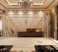 100 Luxury Modern Interior Design Villa Qatar On Behance S In 2019 Living