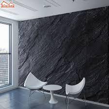 100 Marble Walls Custom Wallpapers Murals 3d Wallpaper For Wall Living Room Papers Home Decor Black Pattern Mural Rolls Bedroom Art