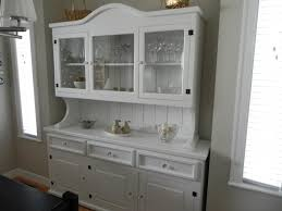 White Kitchen Hutch And Buffet Ideas The New Way Home Decor As Well Dining Room
