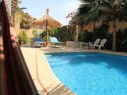 abritel chambre d hote keur jamm chambre d hôtes avec terrasse privée et accès piscine
