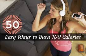Calories Burned Standing At My Desk by 50 Easy Ways To Burn 100 Calories Sparkpeople