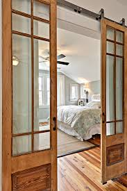 10 Awesome Sliding Barn Doors | The Harper House Beautiful Built In Ertainment Center With Barn Doors To Hide Best 25 White Ideas On Pinterest Barn Wood Signs Barnwood Interior 20 Home Offices With Sliding Doors For Closets Exterior Door Hdware Screen Diy Learn How Make Your Own Sliding All I Did Was Buy A Double Closet Tables Door Old