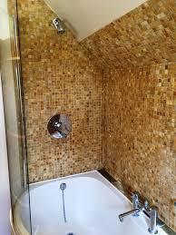Iridescent Mosaic Tiles Uk by Bathroom Bathroom Tile Companies Mosaic Tiles Uk Blue Bathroom