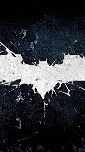 White Batman Awesome Wallpaper for Iphone 6