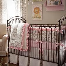 Bacati Crib Bedding by Crib Bumper Set Pink Creative Ideas Of Baby Cribs