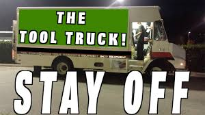 Should You Stay Off The Tool Truck? - YouTube