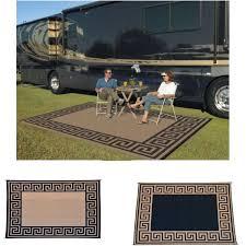 Outdoor Patio Mats 9x12 by Outdoor Patio Mat Reversible 9x12 Indoor Floor Carpet Picnic Rv