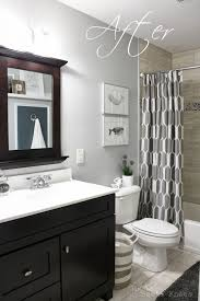 bathroom design awesome gray tile bathroom white and grey