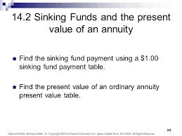 Sinking Fund Formula Derivation by Sinking Fund Annuity Calculator 100 Images 100 Sinking Fund