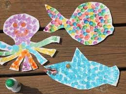 Paper Plate Sea Animal Is Listed Or Ranked 2 On The List Good Crafts
