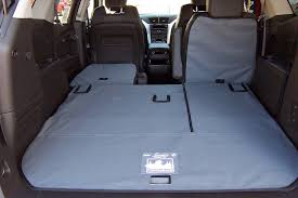 Chevy Traverse Floor Mats 2011 by Amazon Com 2011 2016 Chevrolet Traverse Canvasback Cargo Liner
