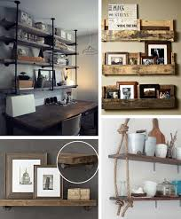 12 Amazing DIY Rustic Home Decor Ideas Page 2 Of Cute