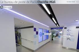 la poste bureau de poste bureau de poste de cherche midi connected store