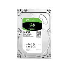 Seagate BarraCuda 500GB SATA III 3.5