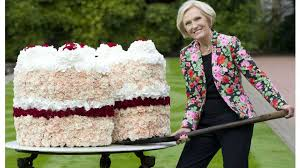 Great British Bake Offs Mary Berry Thinks People Dont Want To See A Large Person Judging Cakes