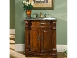 silkroad exclusive charlotte single sink 33 antique bathroom