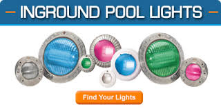 swimming pool lighting pool lights inyopools