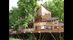 Top Ten Coolest Tree Houses In The World 2016 YouTube Worlds