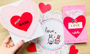 Easy Crafting Ideas For Old School Valentines