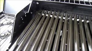 Patio Bistro Gas Grill Manual by Assembling A Char Broil C 45g3cb Gas Bbq Youtube
