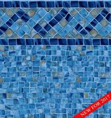 another new in ground swimming pool liner pattern for 2017