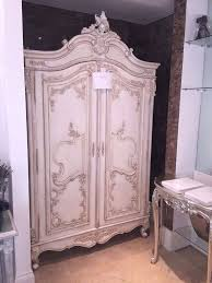 Top 15 Of White French Armoire Wardrobes Bedroom Antique Pine Wardrobe Vintage Corner Wardrobe White French Armoire Old Style Fabulous Painted Antique Armoire Cupboard With French And Wardrobes Abolishrmcom Beautiful Portable Provencal Carved Single Door Mirrored Bedroom Loving This Flair Display Cabinet Couture Fniture Is An Inspiration Shabby Chic Armoires