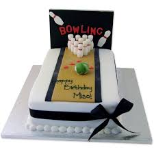 7 best bowling cake toppers images on Pinterest