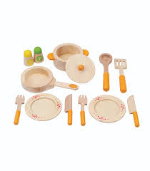 Hape Kitchen Set Nz by Gourmet Kitchen Starter Set From Hape From The Wooden Toybox