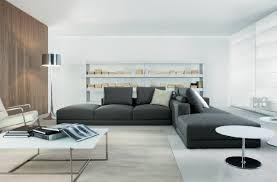Black Sectional Living Room Ideas by Living Room Cool Modern Round Table For Awesome Small And Simple