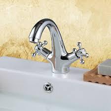 bad waschbecken armatur wasserhahn badezimmer 2 griffe
