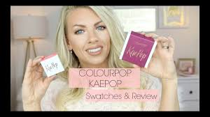 ColourPop X KARRUECHE KaePop Collection | Swatches & Review Huge Colourpop Haul Lipsticks Eyeshadows Foundation Palettes More Colourpop Blushes Tips And Tricks Demo How To Apply A Discount Or Access Code Your Order Colourpop X Eva Gutowski The Entire Collection Tutorial Swatches Review Tanya Feifel Ultra Satin Lips Lip Swatches Review Makeup Geek Coupon Youtube Dose Of Colors Full Face Using Only New No Filter Sted Makeup Favorites Must Haves Promo Coupon