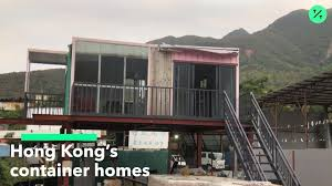 100 Containerhomes.com Are Container Homes A Right In Hong Kong Bloomberg