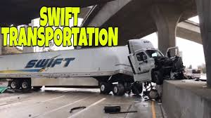 Portion Of 5 Freeway Closed After SWIFT TRUCK Plunges Off Overpass ... Swift 53 Ft Intermodal Container Freight Transport Truck Accident In Florence South Carolina Youtube Cr England And Wner Are Just Different Colored Swift Trucks Truckers Plaintiff Claims Unqualified Driver Caused Analyst Knightswift Nyseknx Holds Upside Potential Benzinga Dub Magazine Car Club Texas Video Shows Male Striking Female During Arguement Transportation Volvo With Target Trailer 303995 A At Wyoming Port Of Entry Frannie Bill Kast Taylor Swifts Reputation Cover On Ups Ewcom Knight Shareholders Approve Mger Upgraded New Truck Transportation 061816