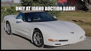 2002 Corvette for sale at Idaho Auction Barn
