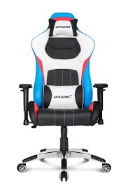 AKRacing Premium Gaming Chair, Tri-Color - Walmart.com Merax Racing Style Ergonomic Swivel Leather Gaming And Office Chair Folding With Speakers Portable Tennis Ball Wheel Covers Walmart Free Comfortable No Canada Buy High Back Red Walmartcom Fniture Boomchair Pulse Game Chairs Bluetooth Best Homall Headrest Compatible Xbox One 360 Video X Rocker Extreme In And Black For Luxury Excellent Recliner