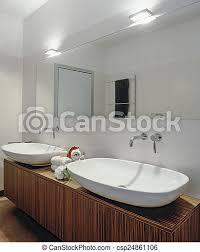 badezimmer modern vordergrund badezimmer waschbecken