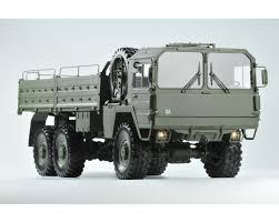 100 Military Truck Cross RC MC6 110 6x4 Kit CZRMC6C Rock Crawlers