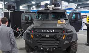 100 Chevy Military Trucks For Sale Toronto Automaker Turns D F 550s Into Armoured Trucks For Public Sale