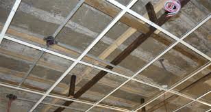 Online Suspended Ceiling Calculator by Drop Ceiling Grid How To Layout Drop Ceiling Grids Neoteric How