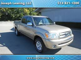 Used 2006 Toyota Tundra For Sale In Cincinnati, OH 45241 Joseph ... Used 2008 Dodge Ram 1500 For Sale In Ccinnati Oh 245 Weinle Cars Louisville Columbus And Dayton Jeff Wyler Nissan Of New Dealer Find Recycled Auto Parts In Besslers U Pull 2006 Toyota Tundra 45241 Joseph Ford F150 Leasing Sales East Commercial Trucks Trailers Worldwide Equipment F250 Mccluskey Automotive Llc