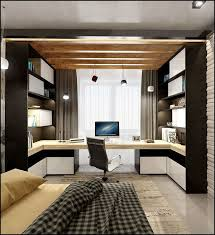 home office in the bedroom creative design ideas home