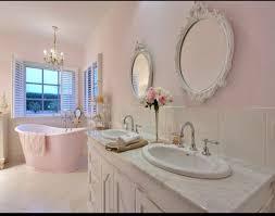 Shabby Chic Bathroom Vanity Unit by Pastel Shabby Chic Bathroom Home Pinterest Chic Bathrooms