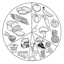 Explore Food Coloring Pages And More