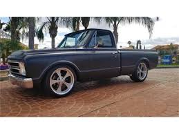100 71 Chevy Truck For Sale 19 Chevrolet C10 For ClassicCarscom CC1132851